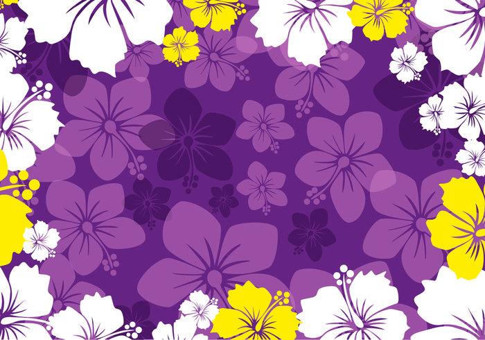 hawaiian-background-vector