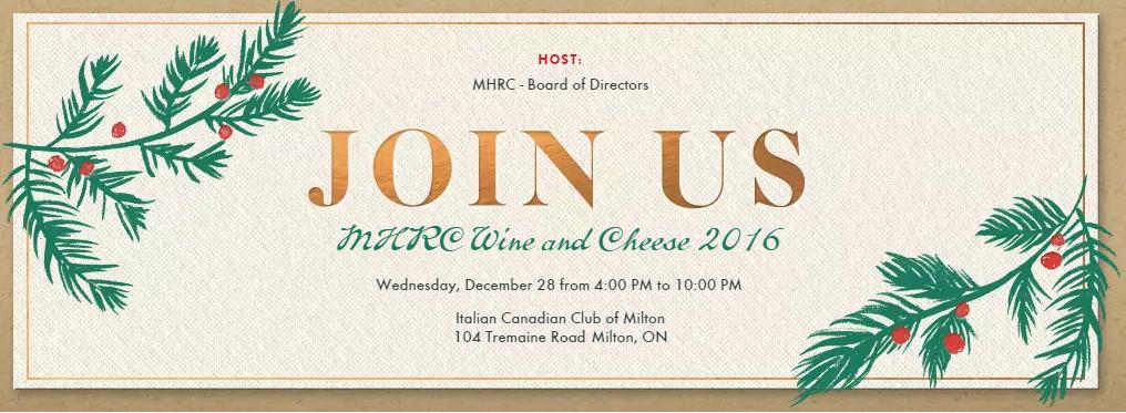 Mhrc Wine Amp Cheese